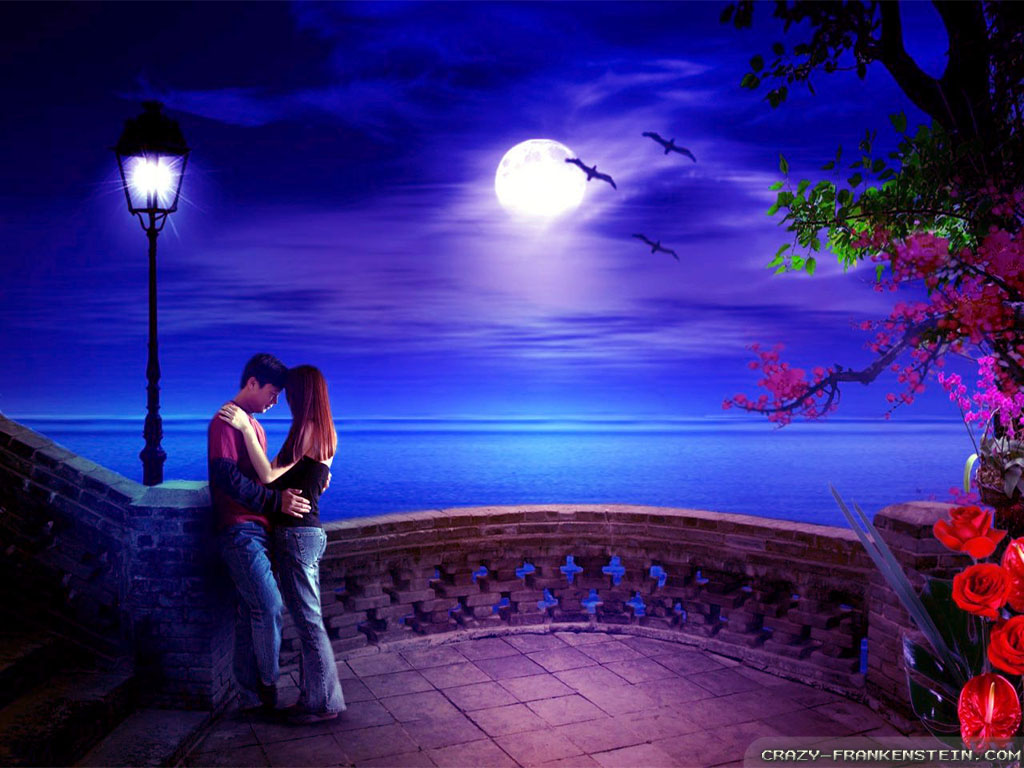 The Wallpapers Hot Point: wallpaper for boys romantic scene