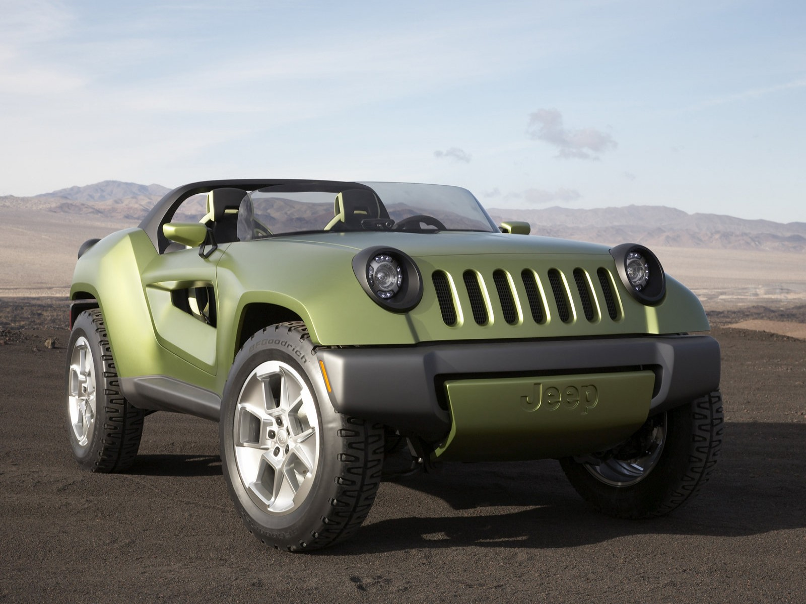 car pictures jeep renegade concept 2008. Black Bedroom Furniture Sets. Home Design Ideas