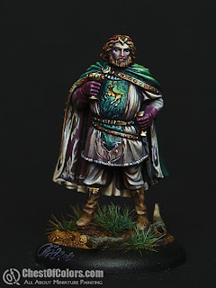 King Robert Baratheon (Dark Sword Miniatures)