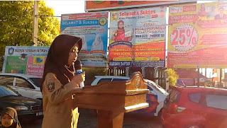 Video Allisya Tsabita Nugroho Siswi Kelas II Muslim SD Islam Az Zahra Bandar Lampung