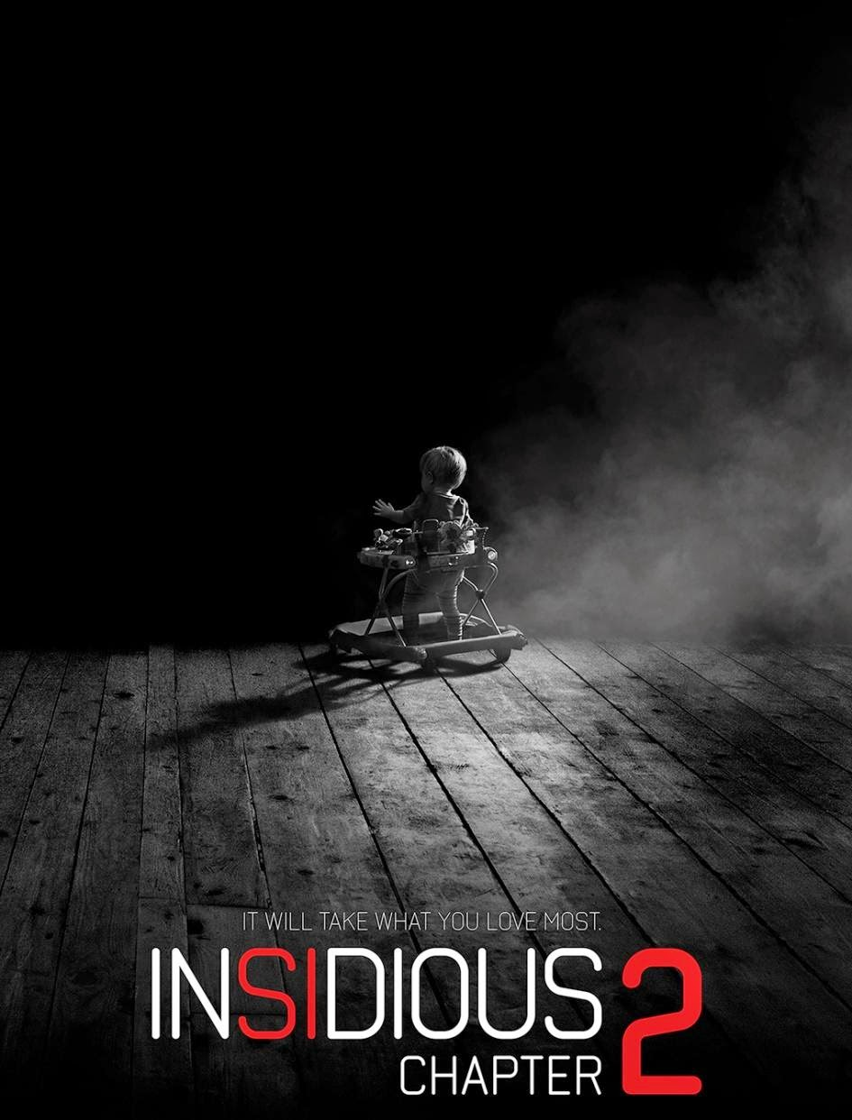 Poster Of Insidious Chapter 2 (2013) Full Movie Hindi Dubbed Free Download Watch Online At worldfree4u.com