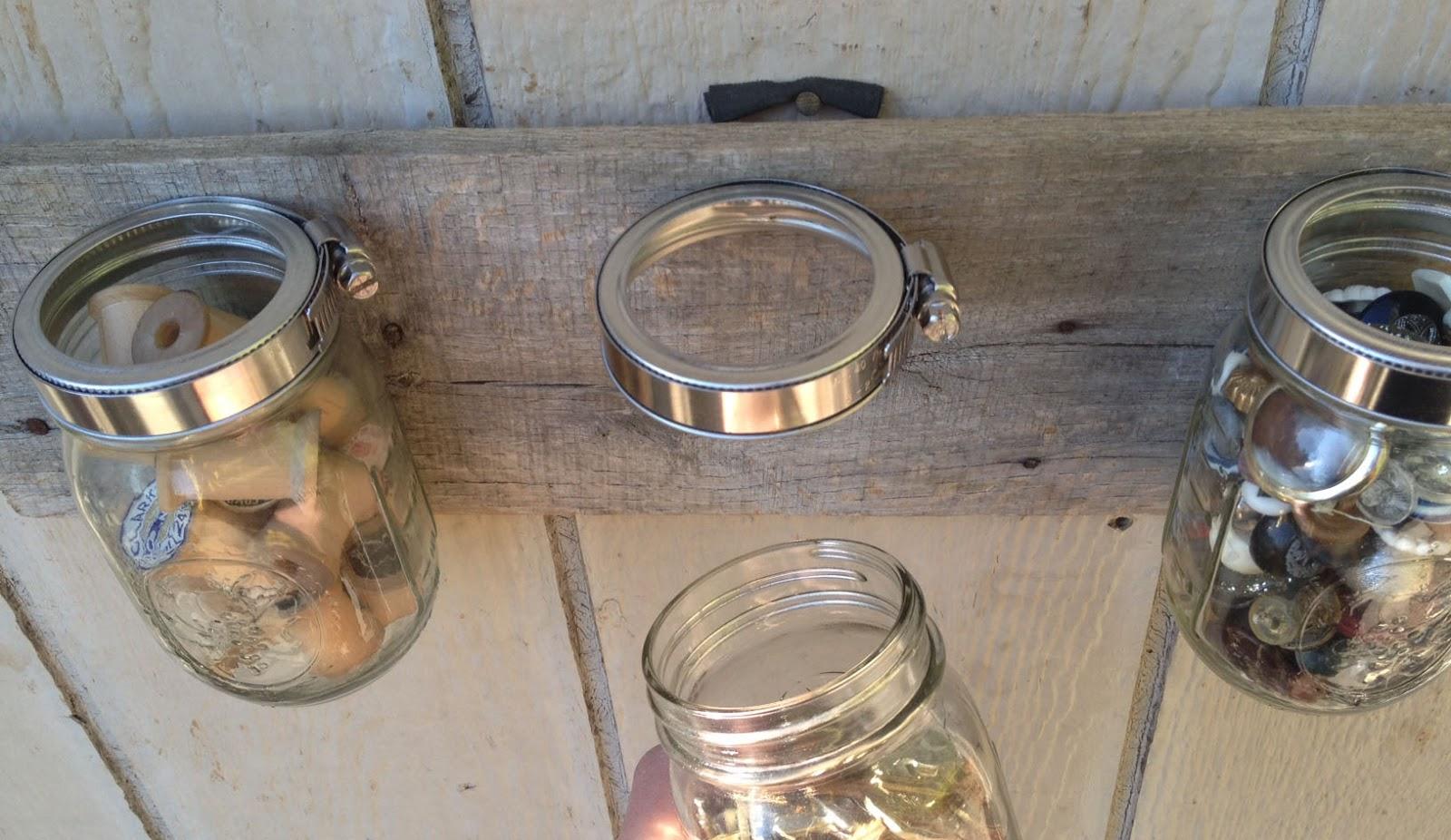 get rich or diy tryin 39 mason jar organizer On mason jar organizer