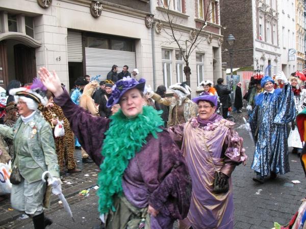 Parada karnawałowa