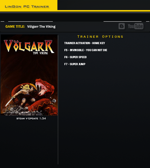 Warriors Orochi 4 V1 0 Plus 18 Trainer: 1Z1: Volgarr The Viking V1.34 Trainer +3
