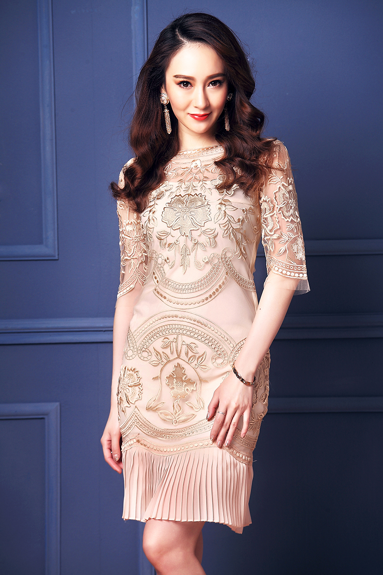 Lace Evening Dress Online Malaysia 115