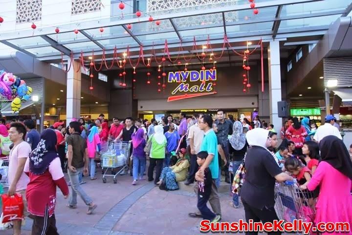 Chinese New Year Carnival @ Mydin Mall USJ, Chinese New Year Carnival, Mydin Mall, USJ,