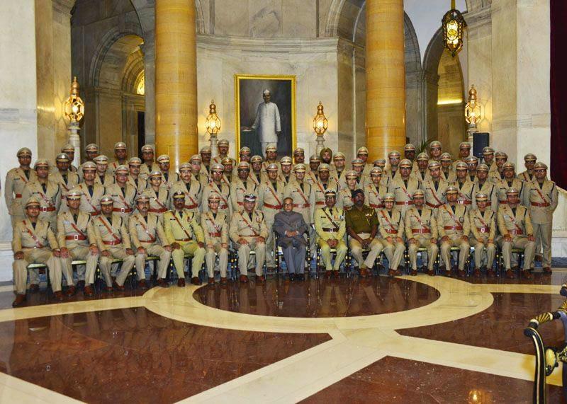 UPSC-IPS-officers-LBSNAA-Mussoorie