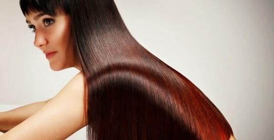 tips meluruskan rambut alami tanpa merusak rambut