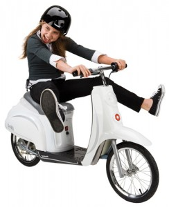 moped scooter for kids