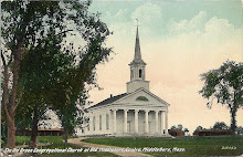 History of the First Church of Middleboro