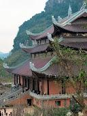 Bai Dinh Pagoda Tempio