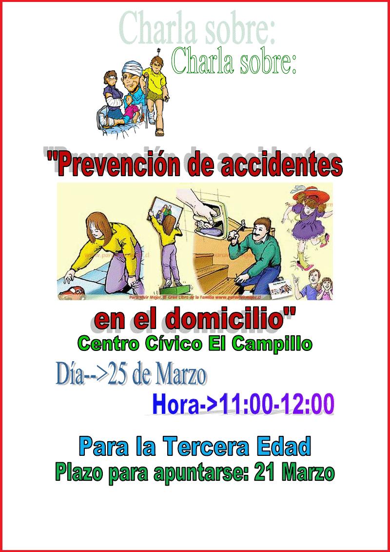 PREVENCIÓN DE ACCIDENTES EN EL DOMICILIO PARA LA TERCERA EDAD SORDA