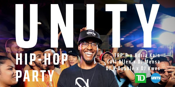 UNITY HIP HOP PARTY