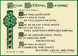 Irish Wedding Traditions The Blessing Michigan Wedding Planners