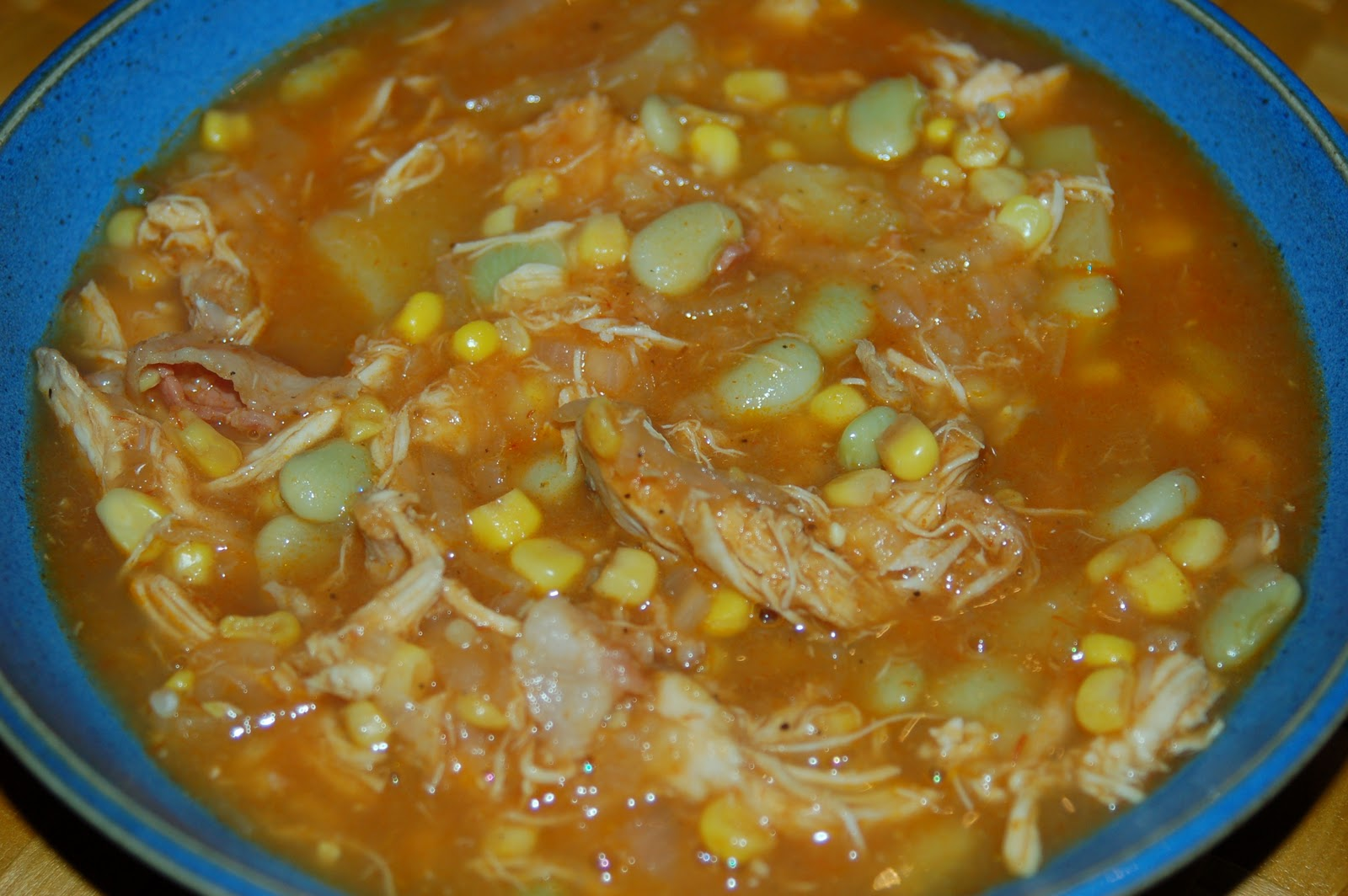 ... Marvelous Meal: Winter Rotation: Brunswick Stew with Smoky Paprika