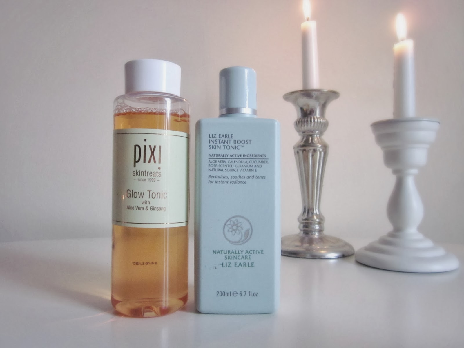 pixi glow tonic liz earle instant boost skin tonic review