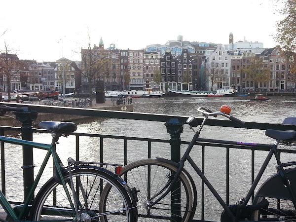 Un weekend à Amsterdam...
