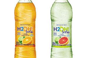 PepsiCo lança nova linha de H2OH
