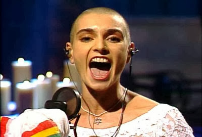 Sinead O'Connor Miley Cyrus