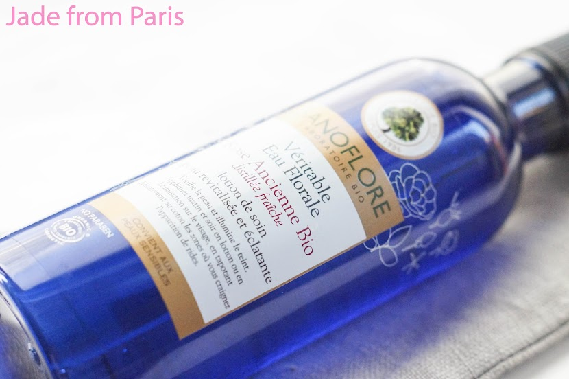 sanoflore eau de rose