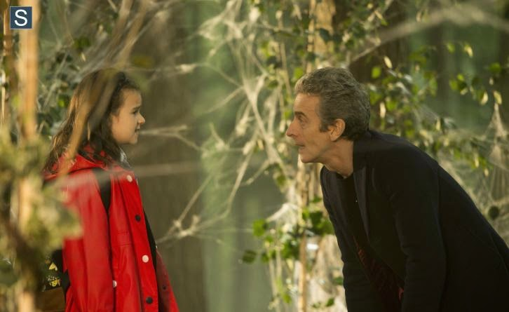 "Doctor Who - In The Forest Of The Night - Review: ""Lost in the woods"""