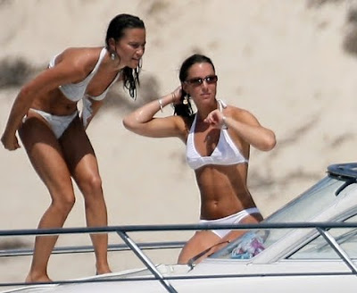 Kate and Pippa Middleton Sibling Rivals