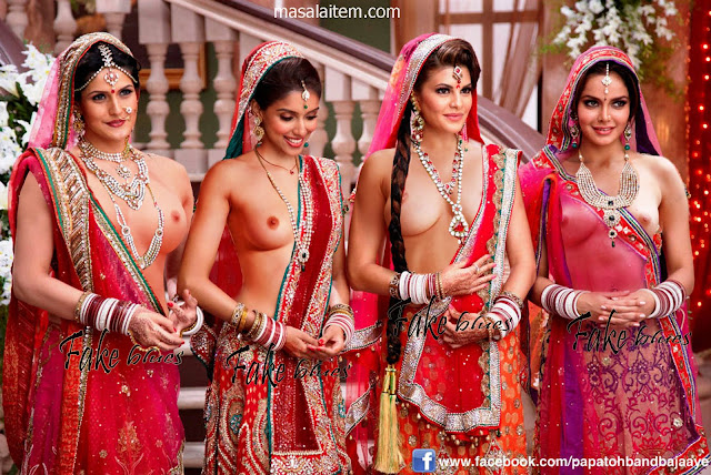 Nude Houseful Ladies