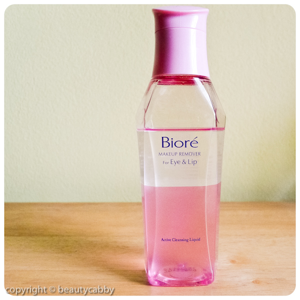This Biore Eye & Lip Makeup Remover is relatively new in our local market although their oil-cleansing wipes and oil cleansers have been available for some ...