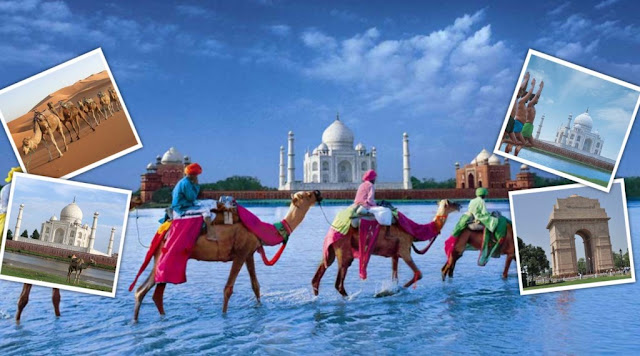India golden triangle tour packages