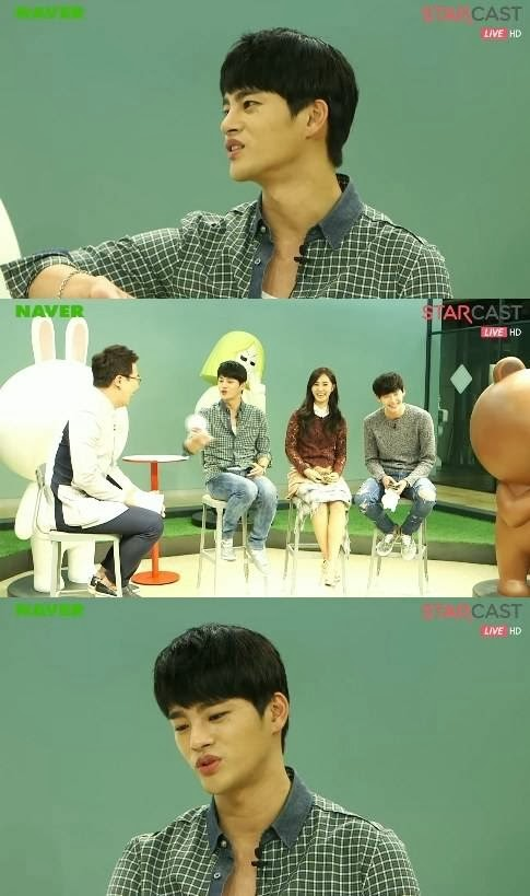 Seo In Guk reveals he lost 22 pounds since acting in drama 'Love Rain'