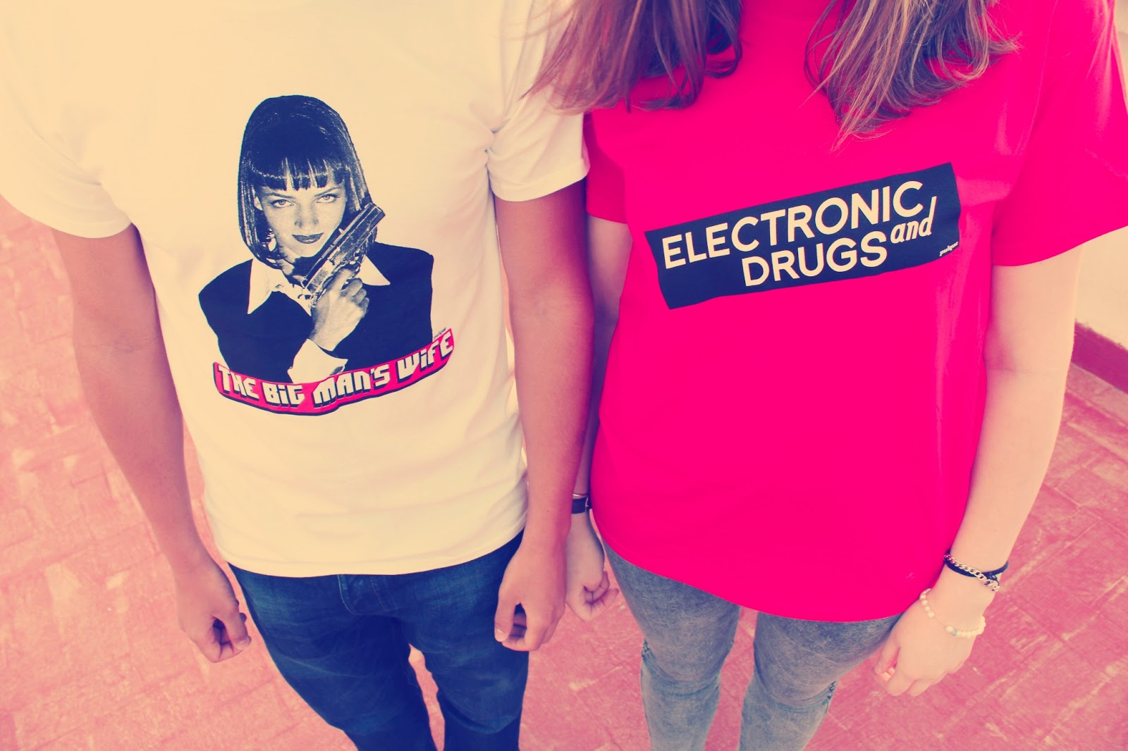 The Big Man's Wife y Electronic and Drugs