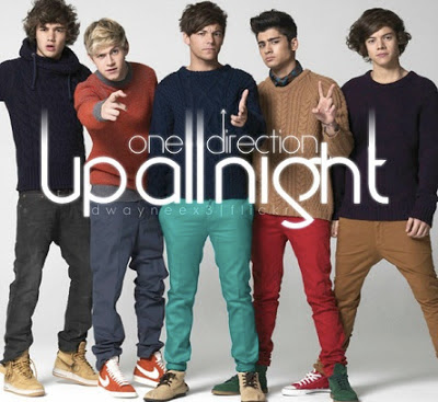 One Direction - Up All Night Lyrics