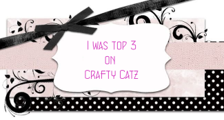 In de Top 3 bij Crafty Catz