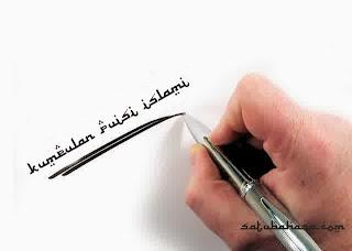 kumpulan puisi islami sesuai ajaran islam