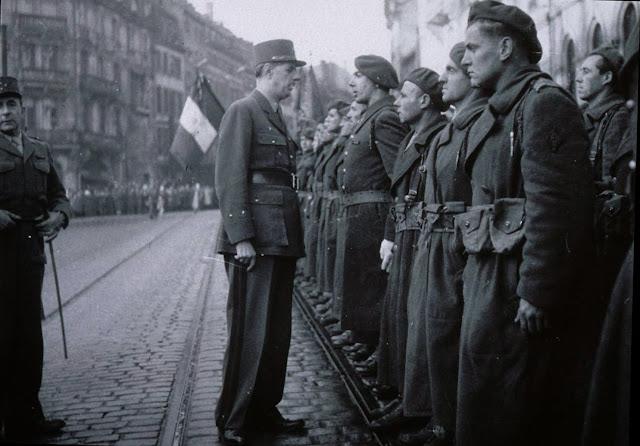 General De Gaulle