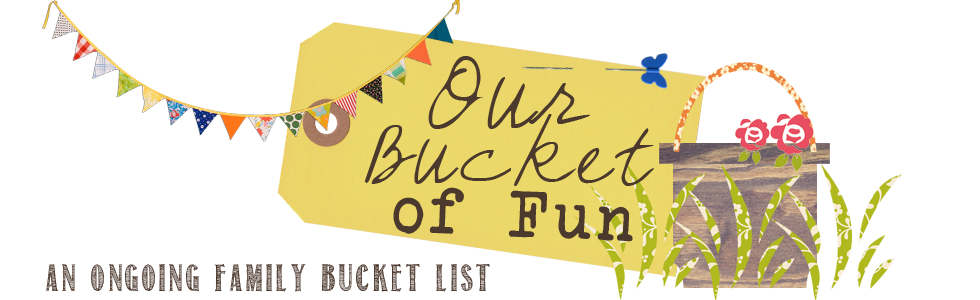Our Bucket of Fun