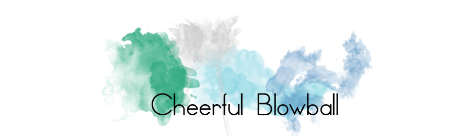 Cheerful blowball