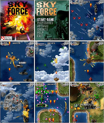 tai game sky force cho pc