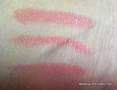 Elle 18 Color Pop Lipstick Swatches