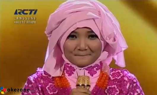 Fatin, Juara X Factor Indonesia 2013