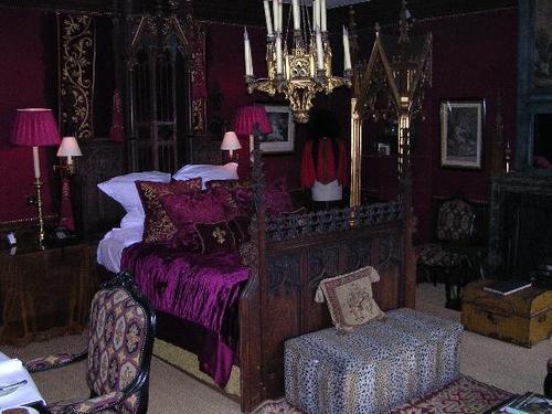 Decoracion Gotica Habitacion ~ Hay otros muchos detalles que nos pueden ayudar a hacer que el cuarto