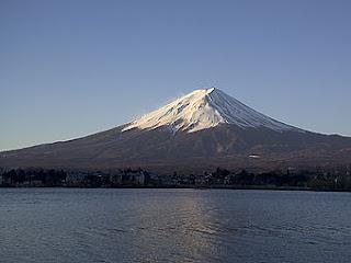 ภูเขาไฟฟูจิยามา ญี่ปุ่น