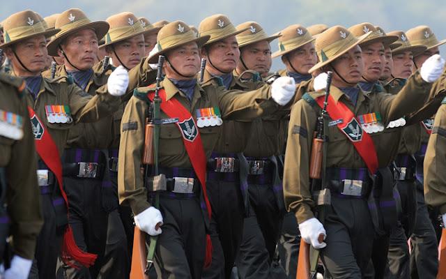 eligibility of Gorkhas for Indian Army recruitment