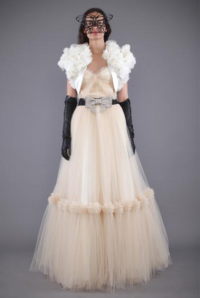 formal wedding dresses lilia bridal bolero ivory white wedding dress