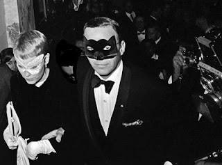 La fiesta de disfraces de Frank Sinatra y Mia Farrow