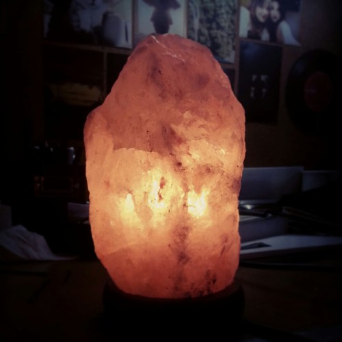 Himalayan Salt Lamp And Plants : Moon to Moon: Current obsession: Himalayan Salt Lamps..