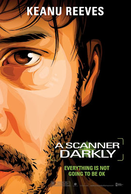 Watch A Scanner Darkly 2006 BRRip Hollywood Movie Online | A Scanner Darkly 2006 Hollywood Movie Poster