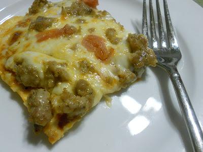 where's the crust pizza (sweetandsavoryfood.com)