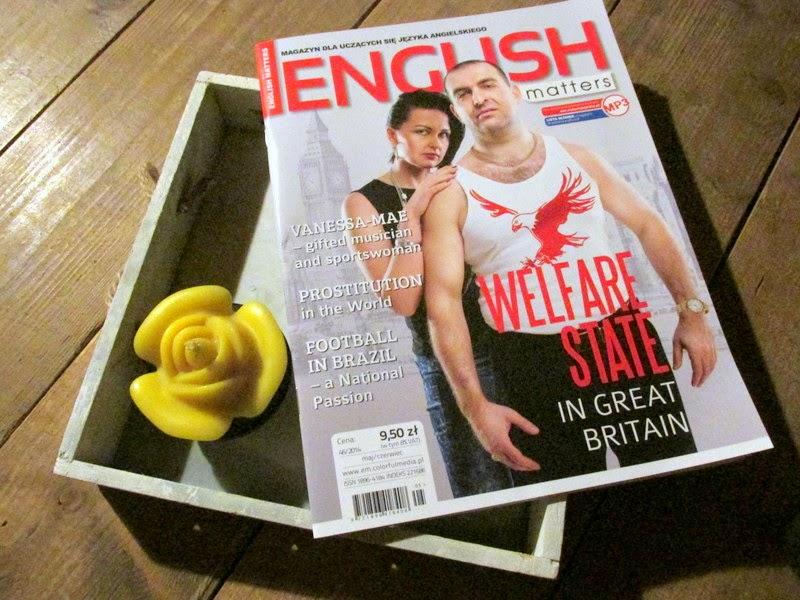 English Matters nr 46 - maj/czerwiec 2014