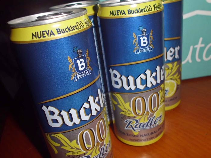 Buckler 0,0 Radler